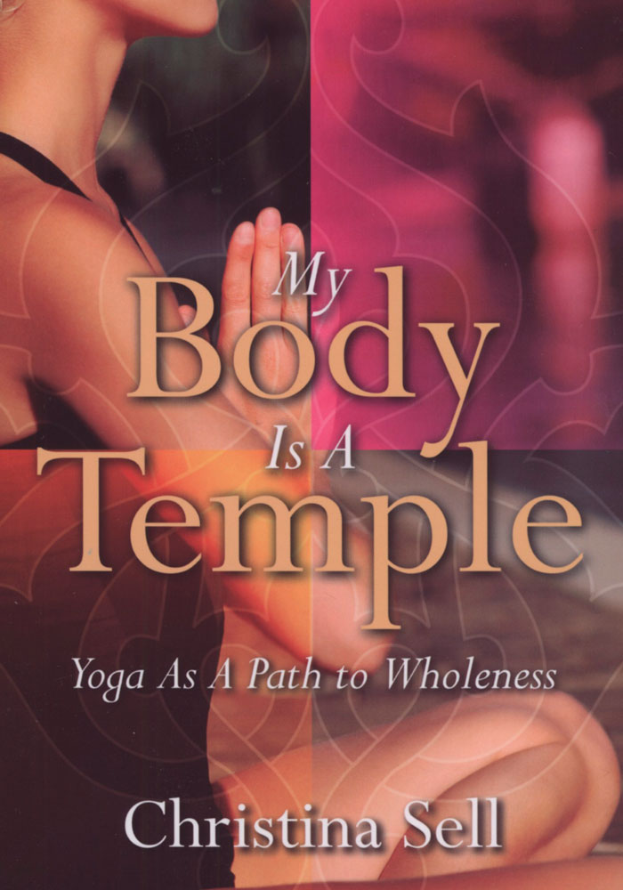 My Body Is A Temple Book