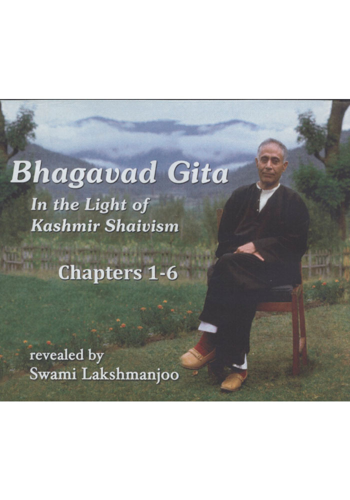 Bhagavad Gita In the Light of Kashmir Shaivism Chapters 1-6 CD