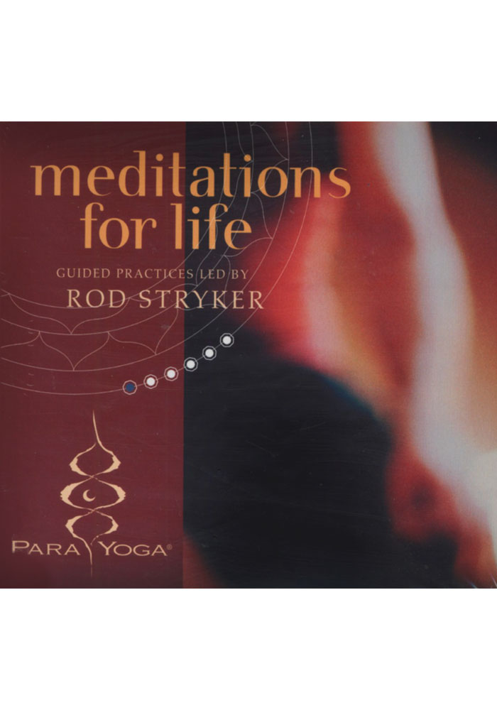 Meditations for Life CD