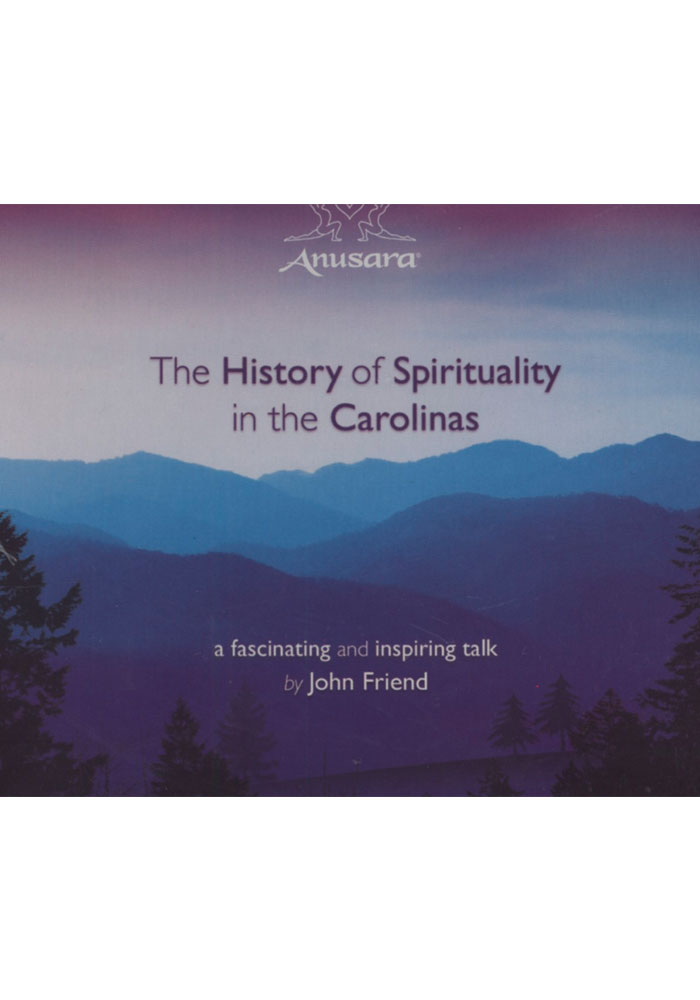 The History of Spirituality in the Carolinas CD