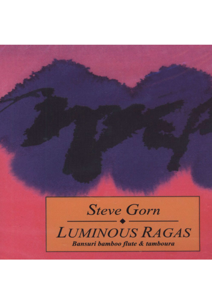 Luminous Ragas - Steve Gorn CD