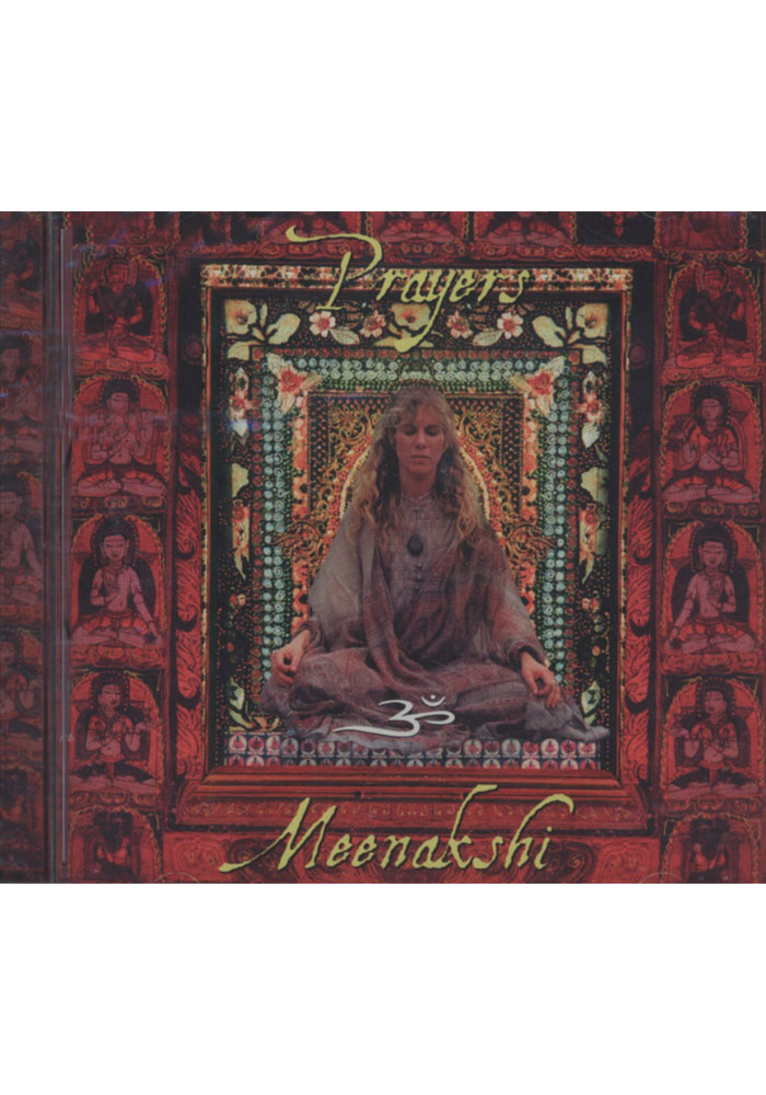 Prayers by Meenakshi CD