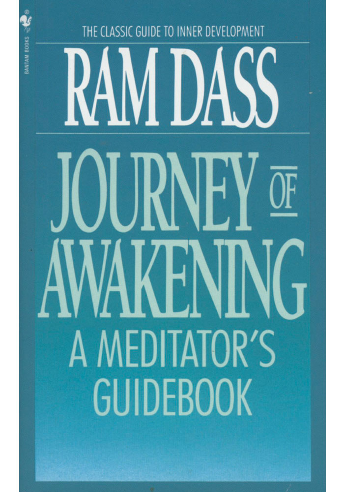Journey of Awakening Book
