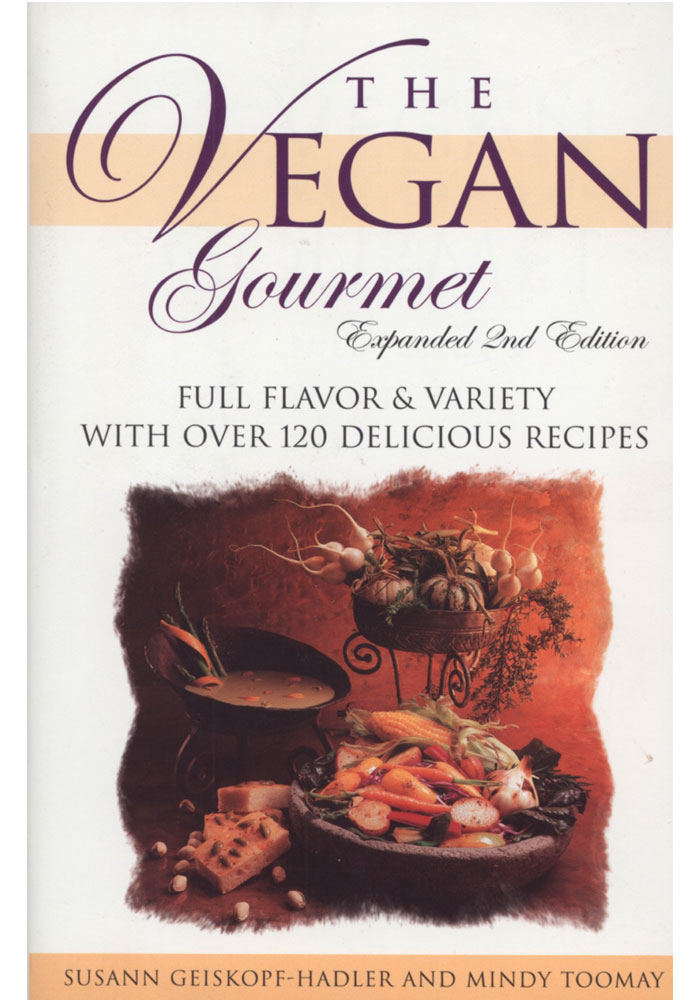 The Vegan Gourmet Book