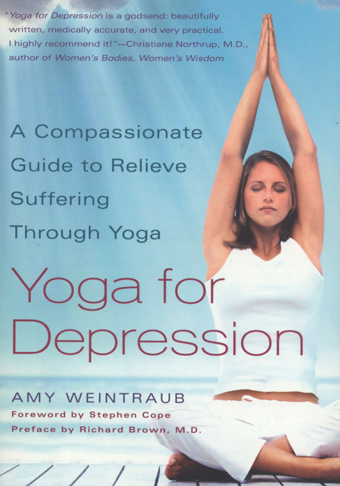 Yoga for Depression Book