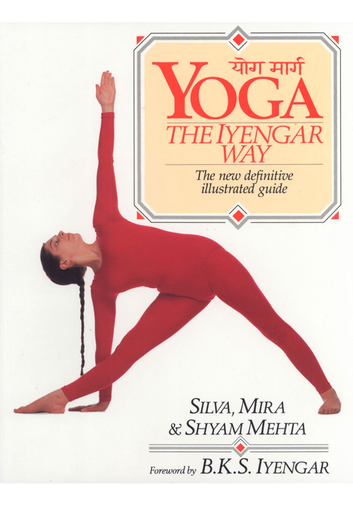 Yoga the Iyengar Way Book