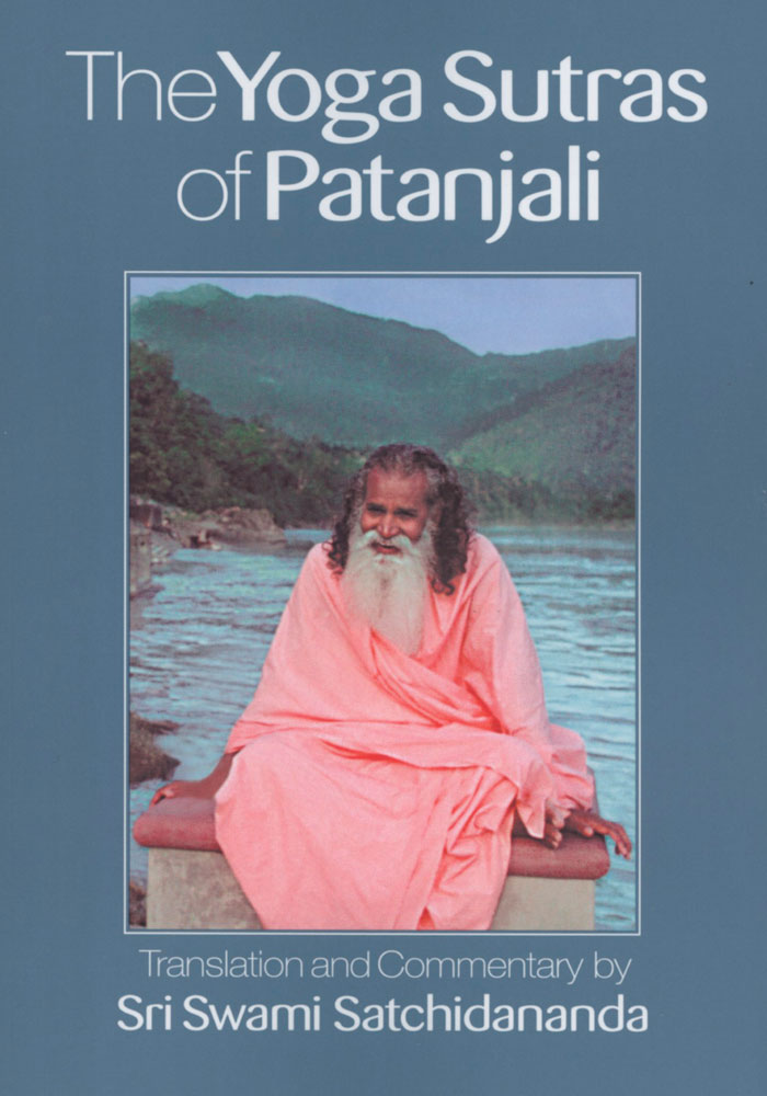 The Yoga Sutras of Patanjali - Satchidananda Book
