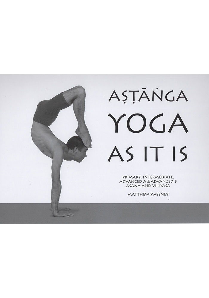 Astanga Yoga As It Is Book