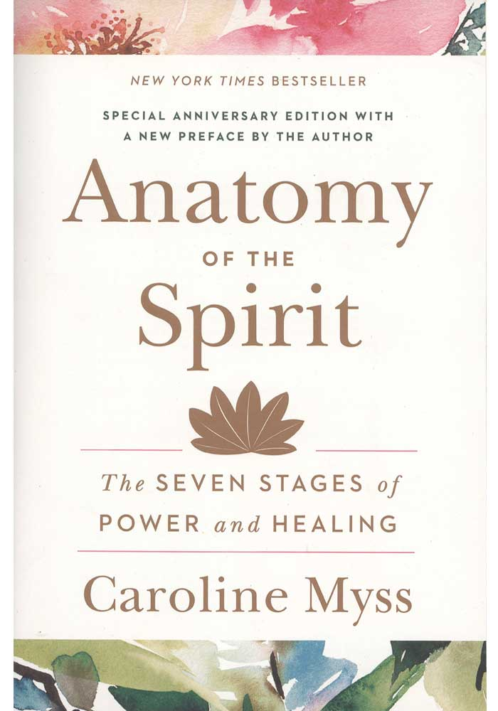 Anatomy of the Spirit Book