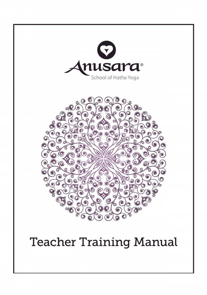 Anusara Teacher Training Manual Book