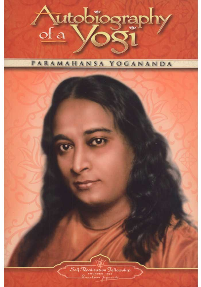 Autobiography of a Yogi Book