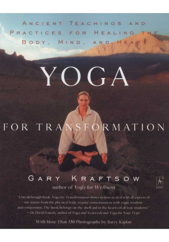 Yoga for Transformation Book