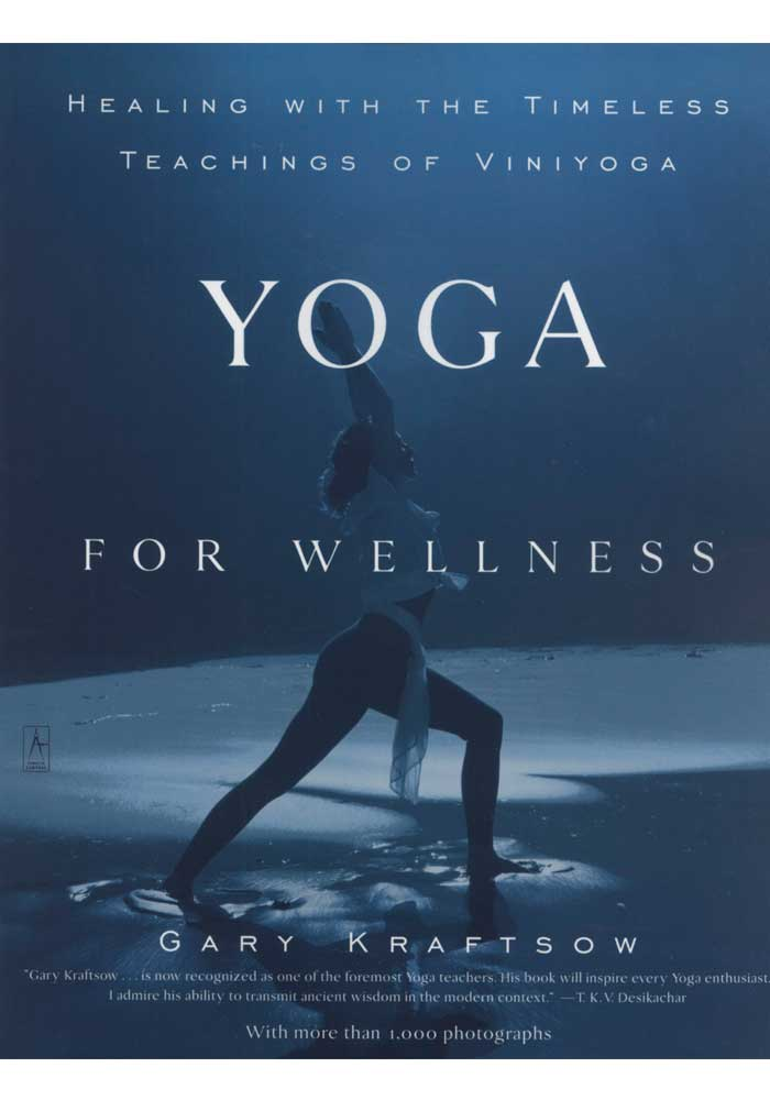 Yoga for Wellness Book