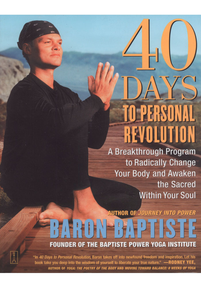 40 Days to Personal Revolution Book