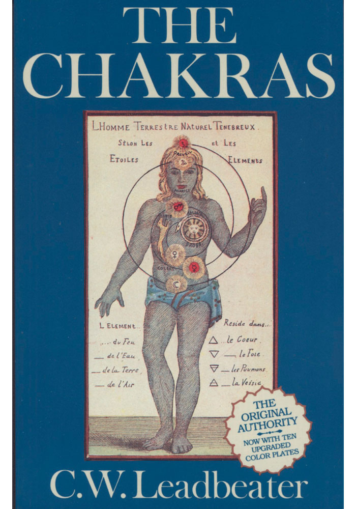 The Chakras Book