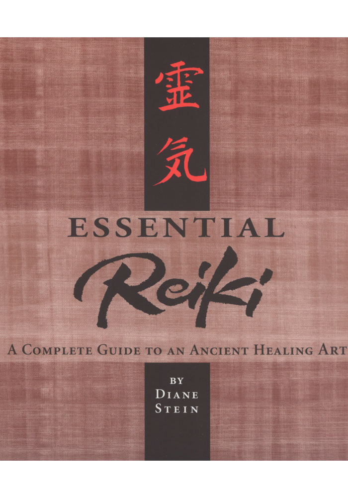 Essential Reiki Book