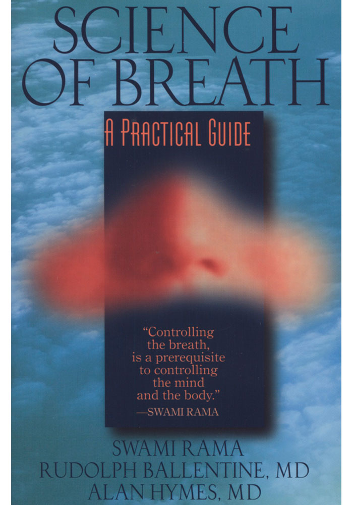 Science of Breath Book