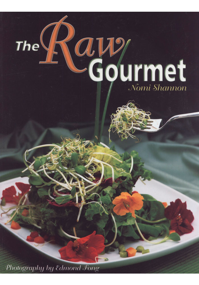 The Raw Gourmet Book