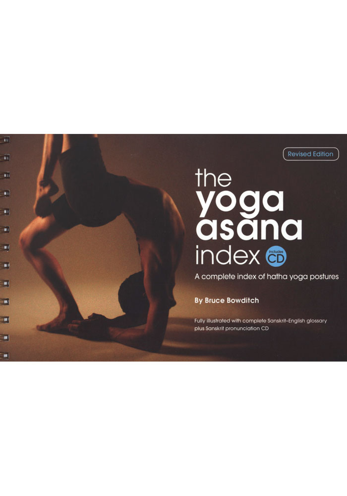 The Yoga Asana Index Book