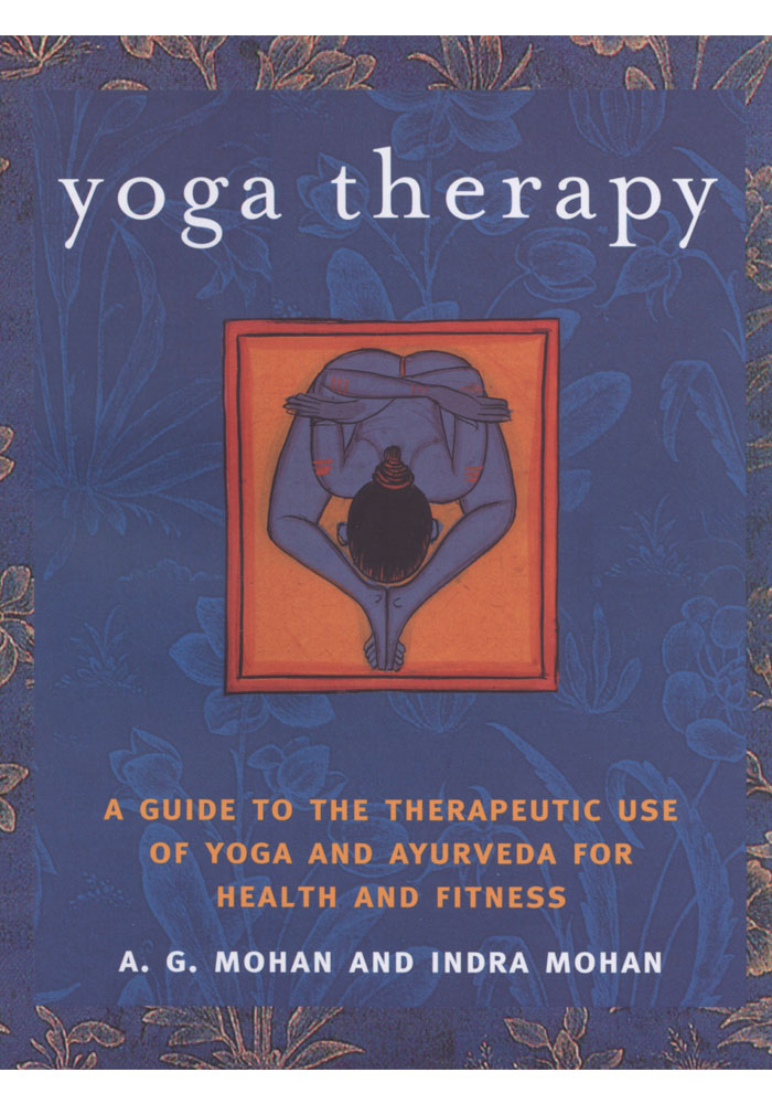 Yoga Therapy Book