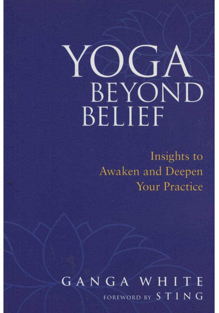 Yoga Beyond Belief Book