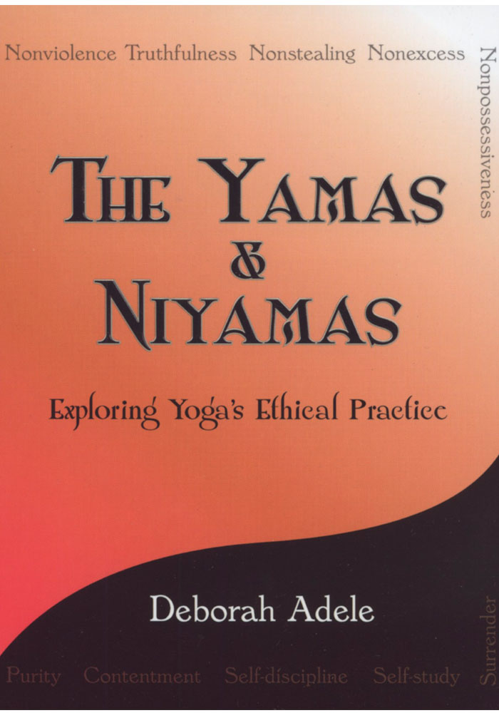 The Yamas and Niyamas Book