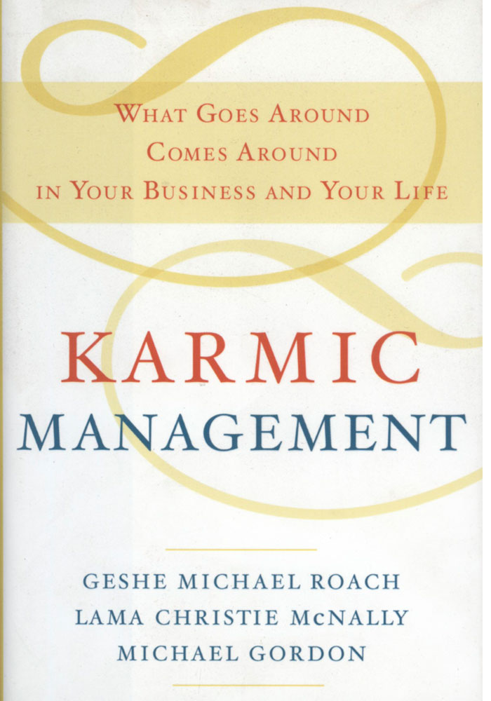 Karmic Management Book