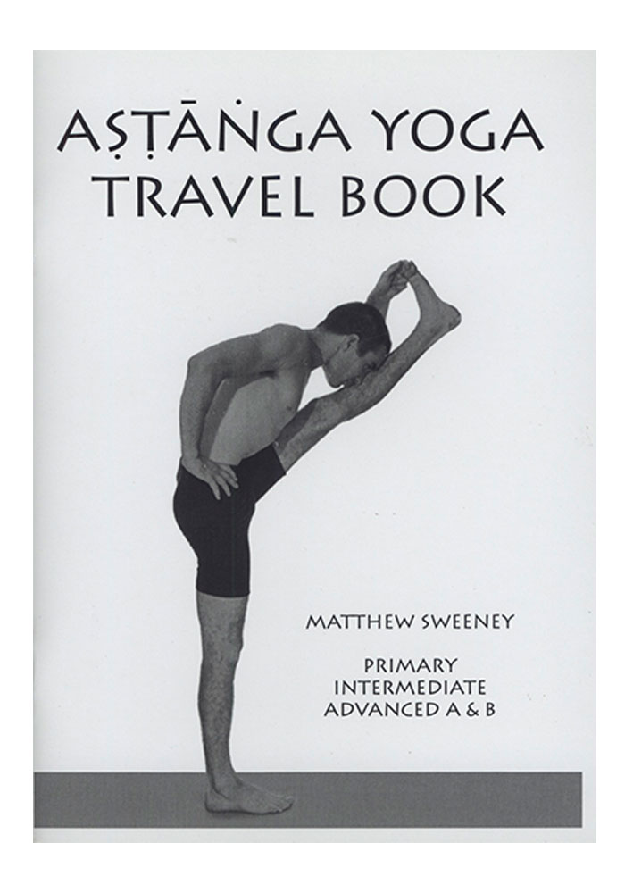 Astanga Yoga Travel Book