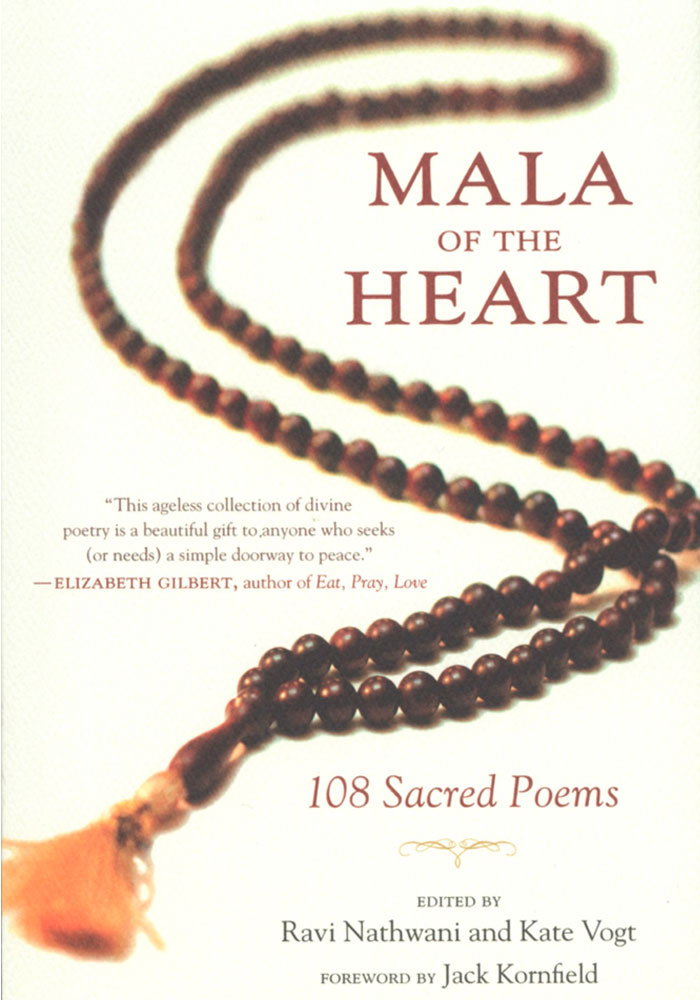 Mala of the Heart -108 Sacred Poems Book