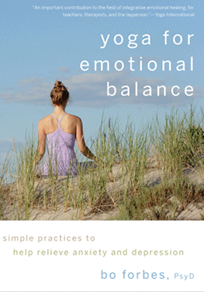 Yoga for Emotional Balance Book