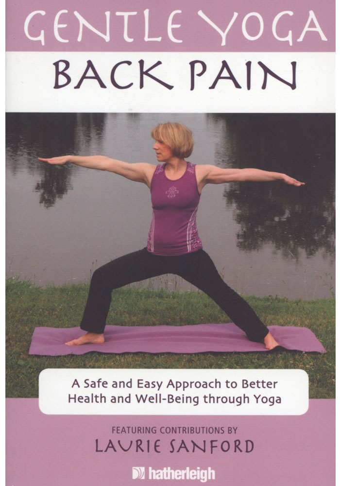 Gentle Yoga for Back Pain Book