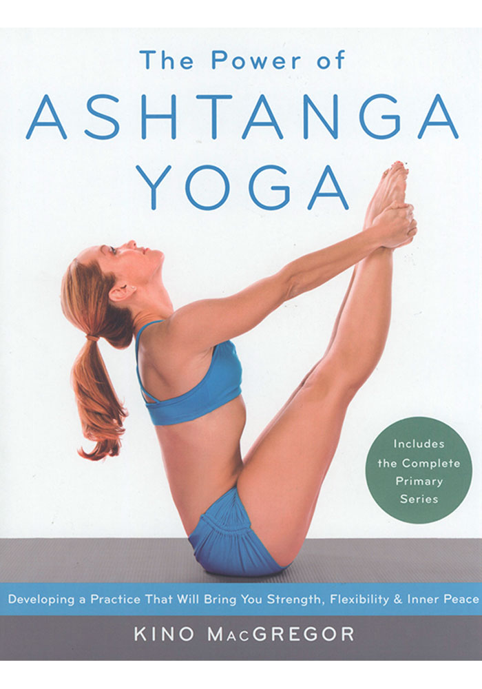 The Power of Ashtanga Yoga Book