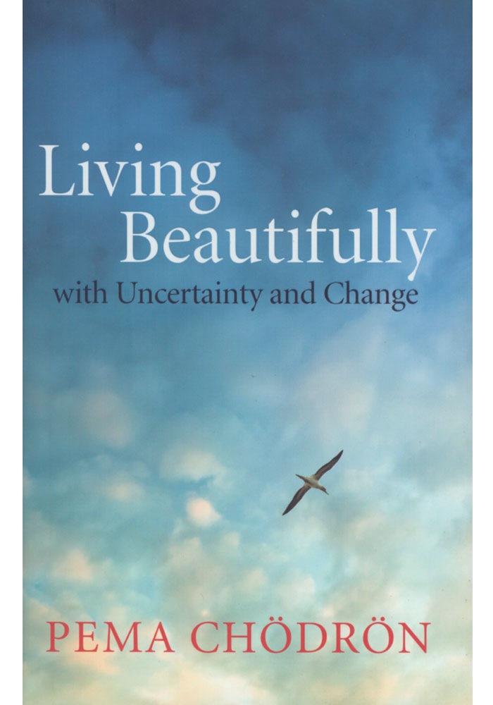 Living Beautifully - with Uncertainty and Change Book