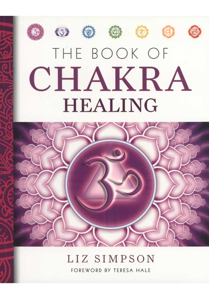 The Book of Chakra Healing Book