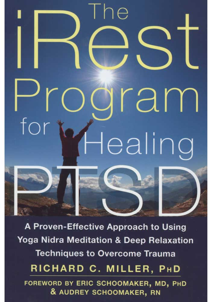 The IRest Program for Healing PTSD Book