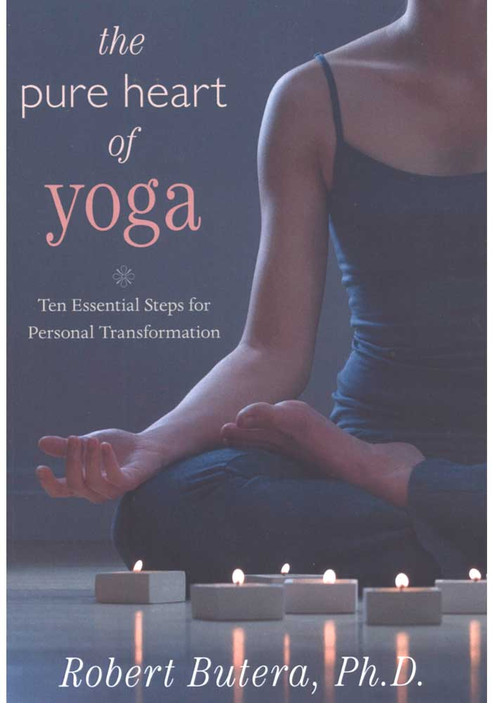 The Pure Heart of Yoga Book