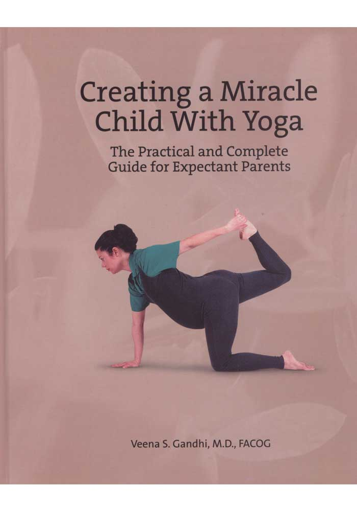 Creating a Miracle Child with Yoga Book