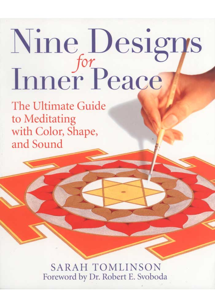 Nine Designs for Inner Peace Book