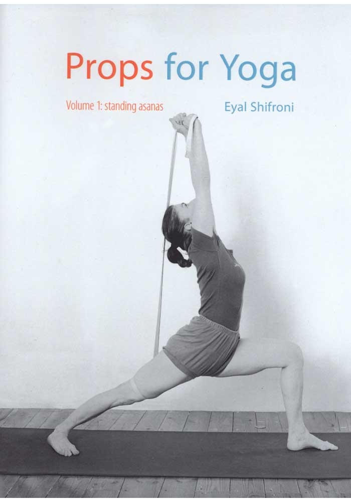 Props for Yoga Volume 1 Book
