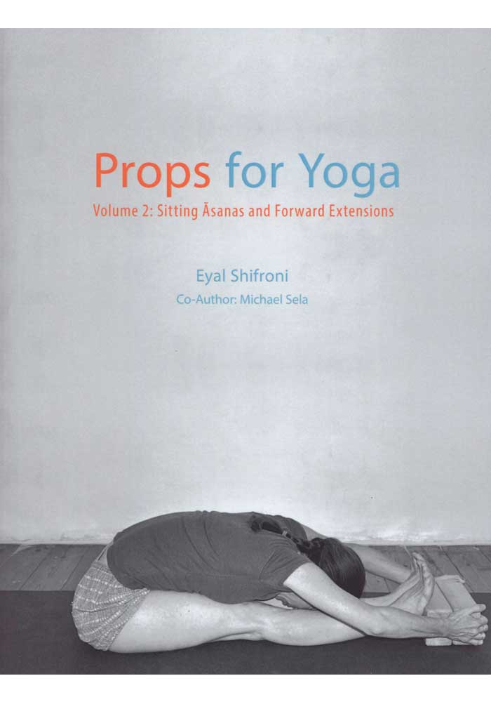 Props for Yoga Volume 2 Book