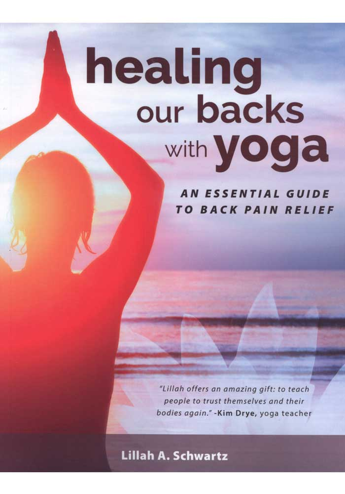 Healing Our Backs with Yoga Book