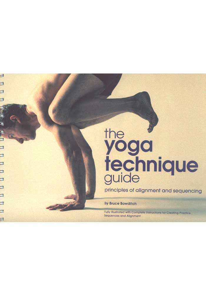 The Yoga Technique Guide Book