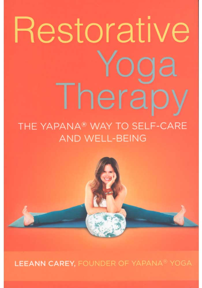 Restorative Yoga Therapy Book