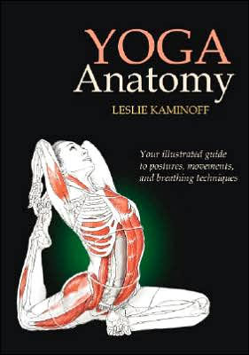 Yoga Anatomy Book