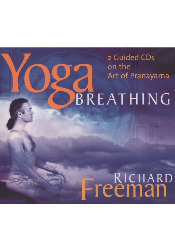 Yoga Breathing CD