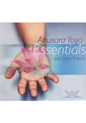 Anusara Yoga Essentials CD