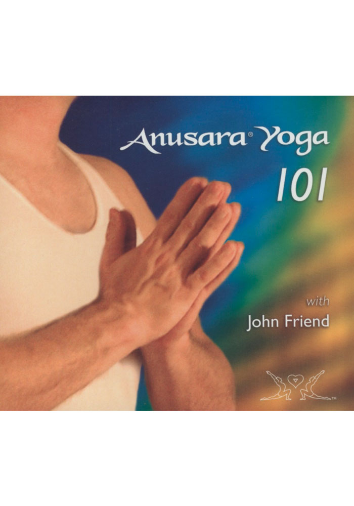 Anusara Yoga 101 Double CD Set