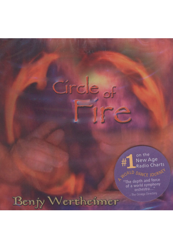 Circle of Fire CD