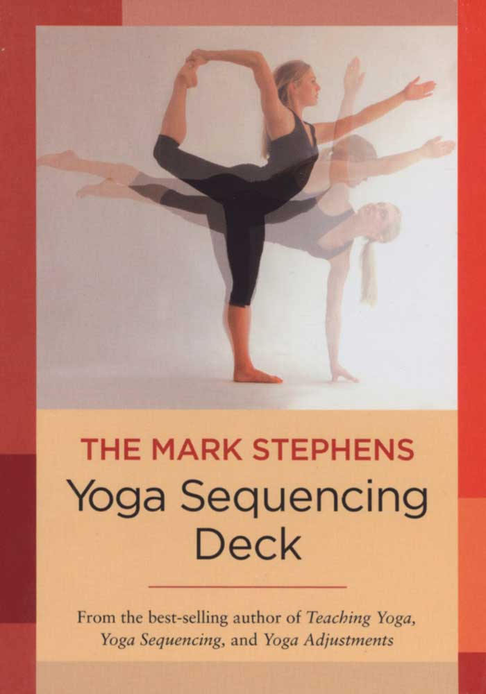 The Yoga Sequencing Deck by Mark Stevens