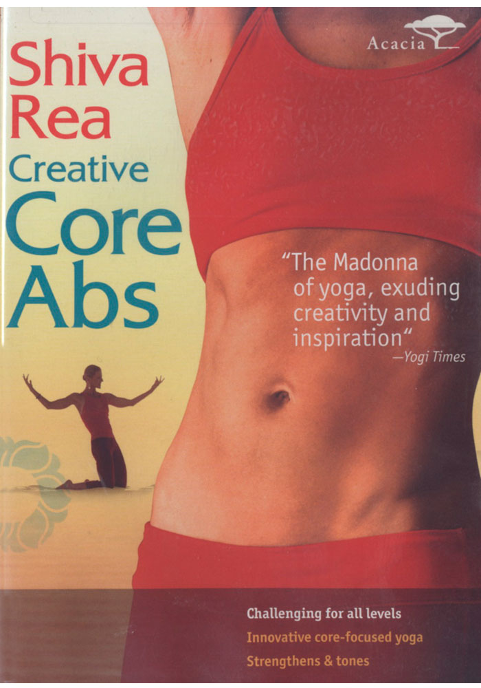 Shiva Rea Creative Core Abs DVD